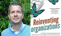 Frederic Laloux and his book Reinventing Organizations